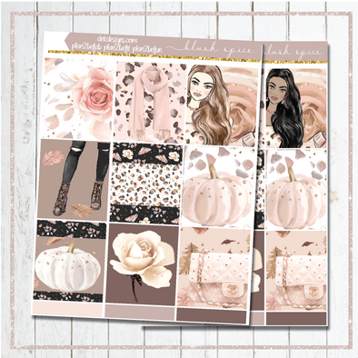 Blush Spice - Foil Kit - DEK Designs