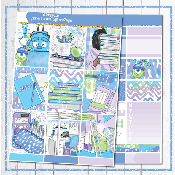 Boo-niversity - Kit - DEK Designs