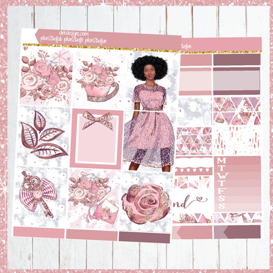 Pretty As A Rose- Kits - DEK Designs