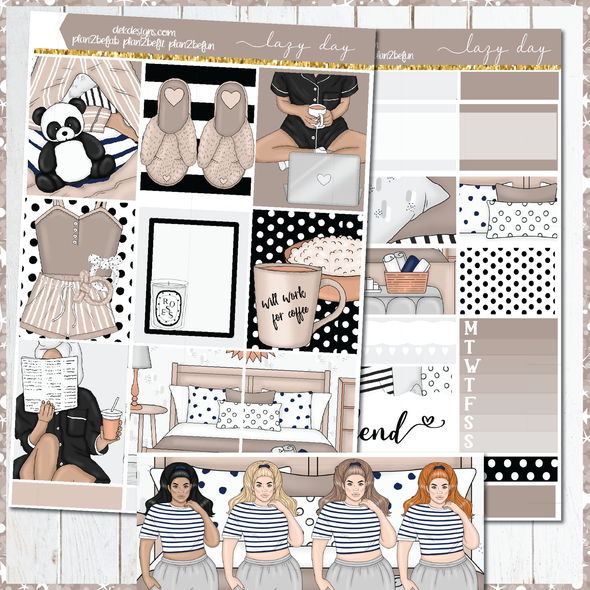 Lazy Day - Kits - DEK Designs