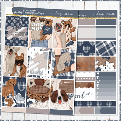 Dog Mom- Kits - DEK Designs