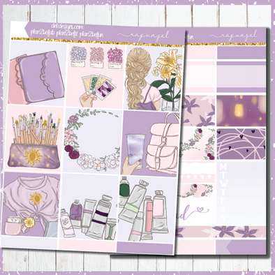 Rapunzel- Kits - DEK Designs
