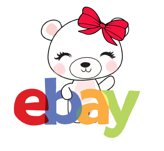 Boo Bear Ebay - DEK Designs