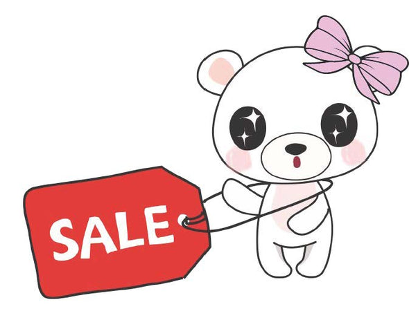 Boo Bear Sale - DEK Designs