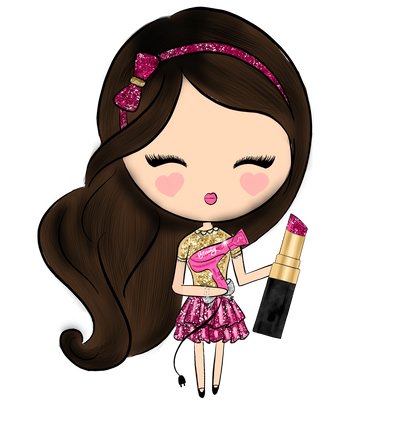 Pretty Dolls - Beauty Day - DEK Designs