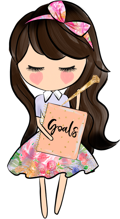 Pretty Dolls - Goals - DEK Designs