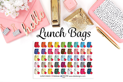 Lunch Bags - DEK Designs