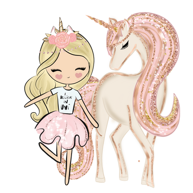 Pretty Dolls - Unicorn