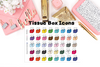 Tissue Box Icons - DEK Designs