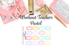 Workout Trackers - Pastel - DEK Designs