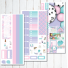 Pet Pawty-Hobonichi Weeks - DEK Designs