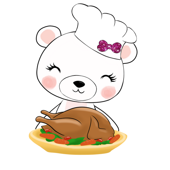 Boo Bear Turkey - DEK Designs
