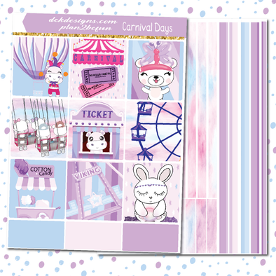 Carnival Days - DEK Designs