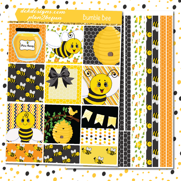 Bumble Bee - DEK Designs