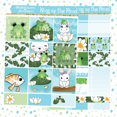 King of The Pond - DEK Designs