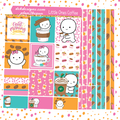 Little Ones Coffee - DEK Designs