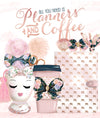Dashboards - Coffee and Planners Collection - DEK Designs