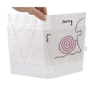Sticker Binder with 50 Inserts - DEK Designs