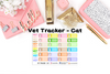 Vet Tracker - Cat - DEK Designs