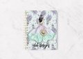 Lavender Fields Planner Cover