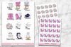 Celebrations Collection - 2019 Planner Icons - DEK Designs