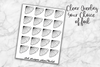 Corners Fan Clear Overlay - DEK Designs
