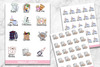Food Collection - 2019 Planner Icons - DEK Designs
