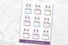 Honey Hippo - Spring Notes - DEK Designs