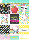 Boo Back To School - DEK Designs