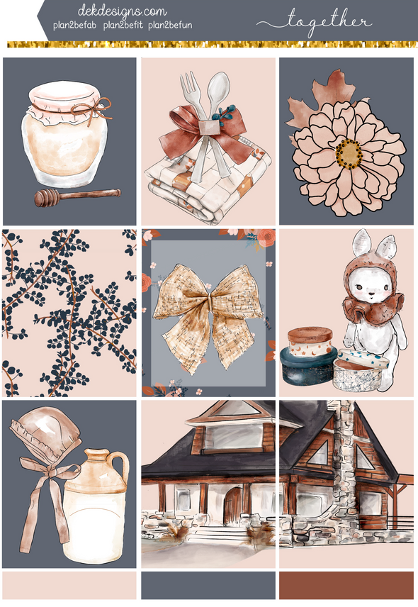 Together- Kit - DEK Designs
