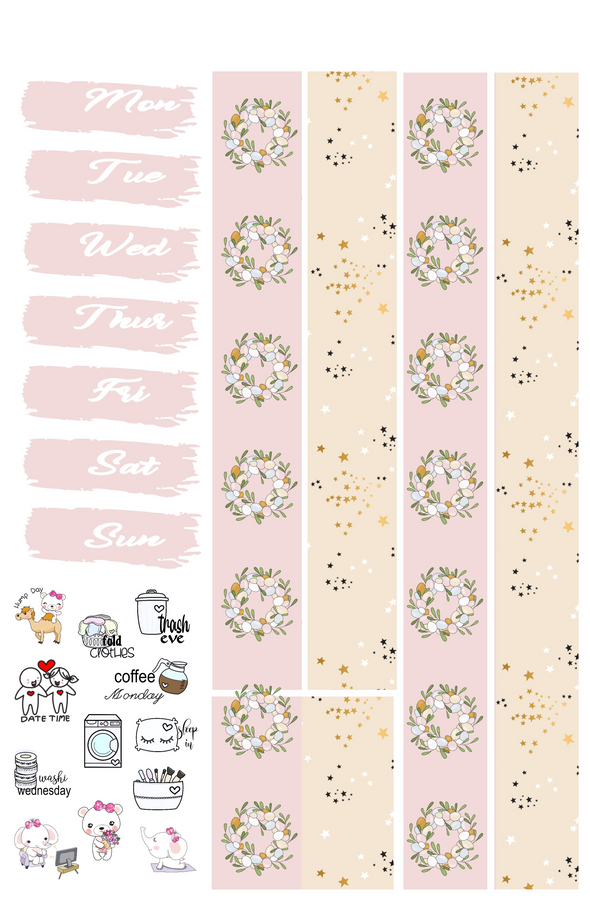 Easter Morning - Foil Kit - DEK Designs
