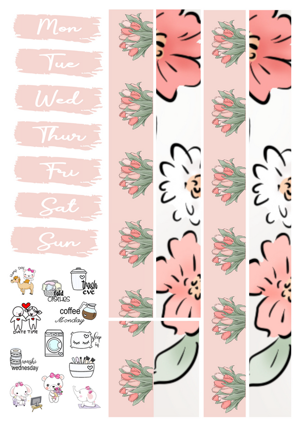 In The Garden - Kit - DEK Designs