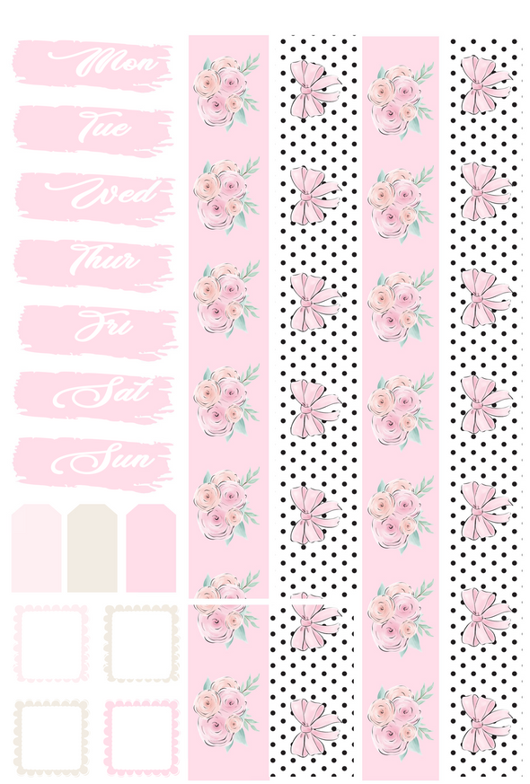 Blushing Blooms - Foil Kit - DEK Designs
