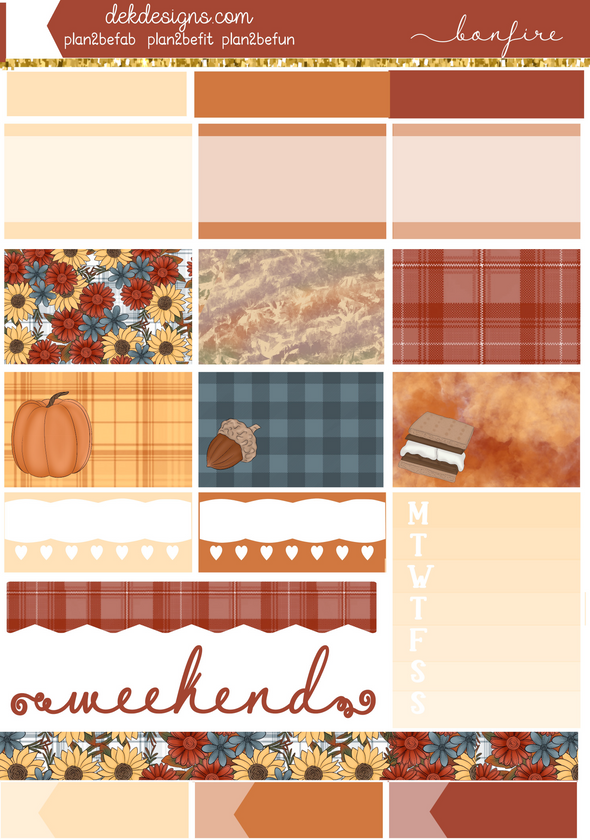 Bonfire - Kit - DEK Designs