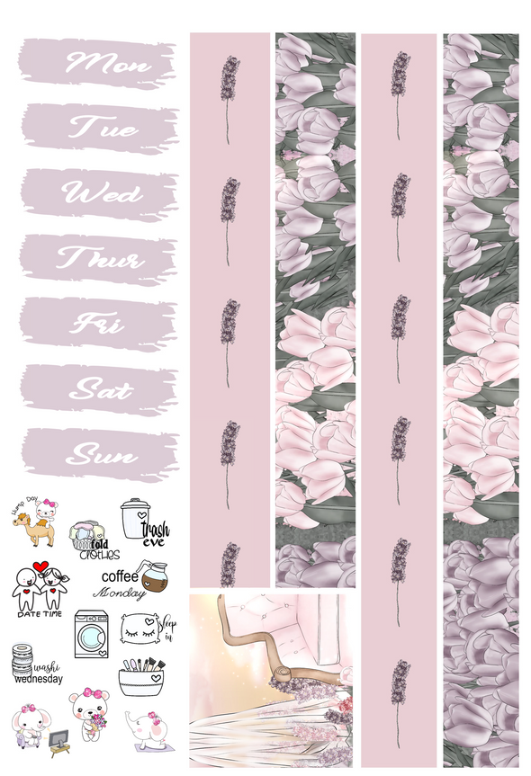Fluer  - Kit - DEK Designs