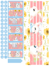 Spring Sights 6 Sheet PRINTABLE Sticker Kit - DEK Designs