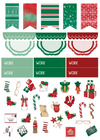 Santa - Foil Kit - DEK Designs