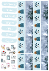 Mini Kit - Cold Outside - DEK Designs