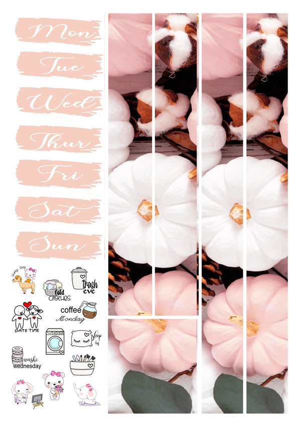 Mini Kit - Into Fall - DEK Designs