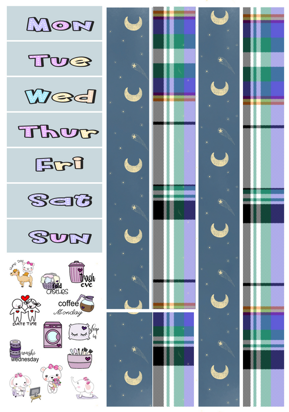 Fun - Winter Nights - DEK Designs