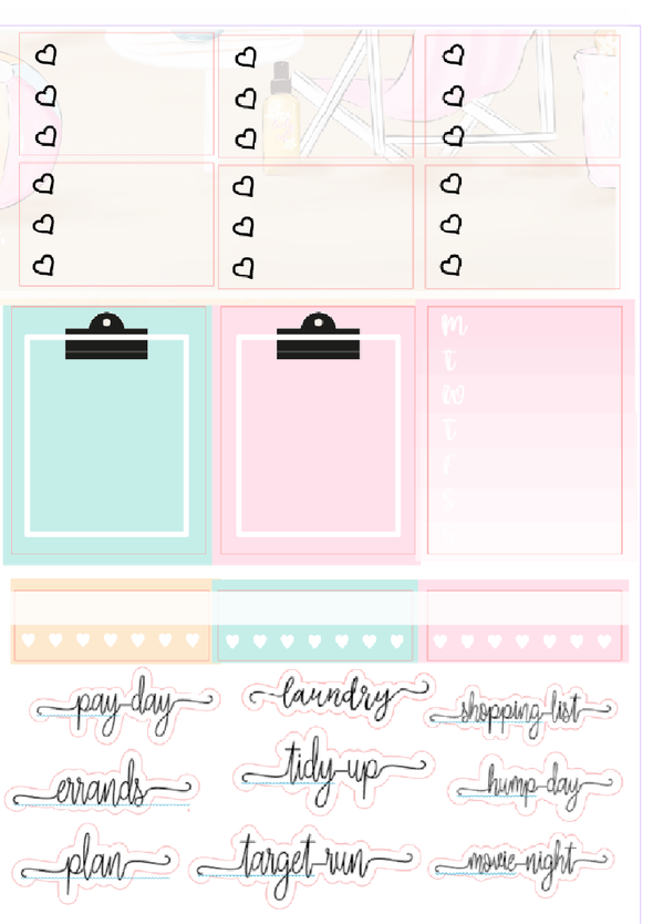 Summer Dreamin - Kit - DEK Designs