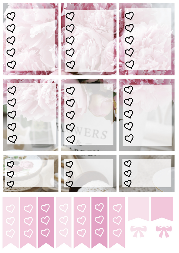 Peony Plush - Kit - DEK Designs