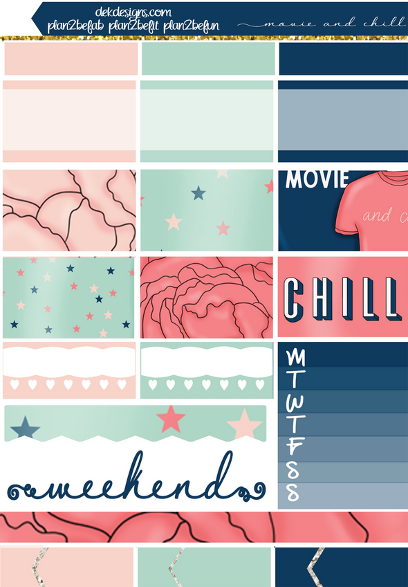 Movie & Chill - DEK Designs