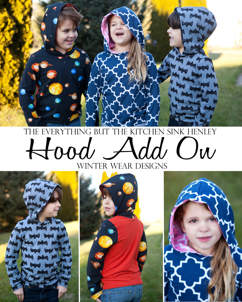 The 12 Days of Christmas: Day 5 the Hood Add On