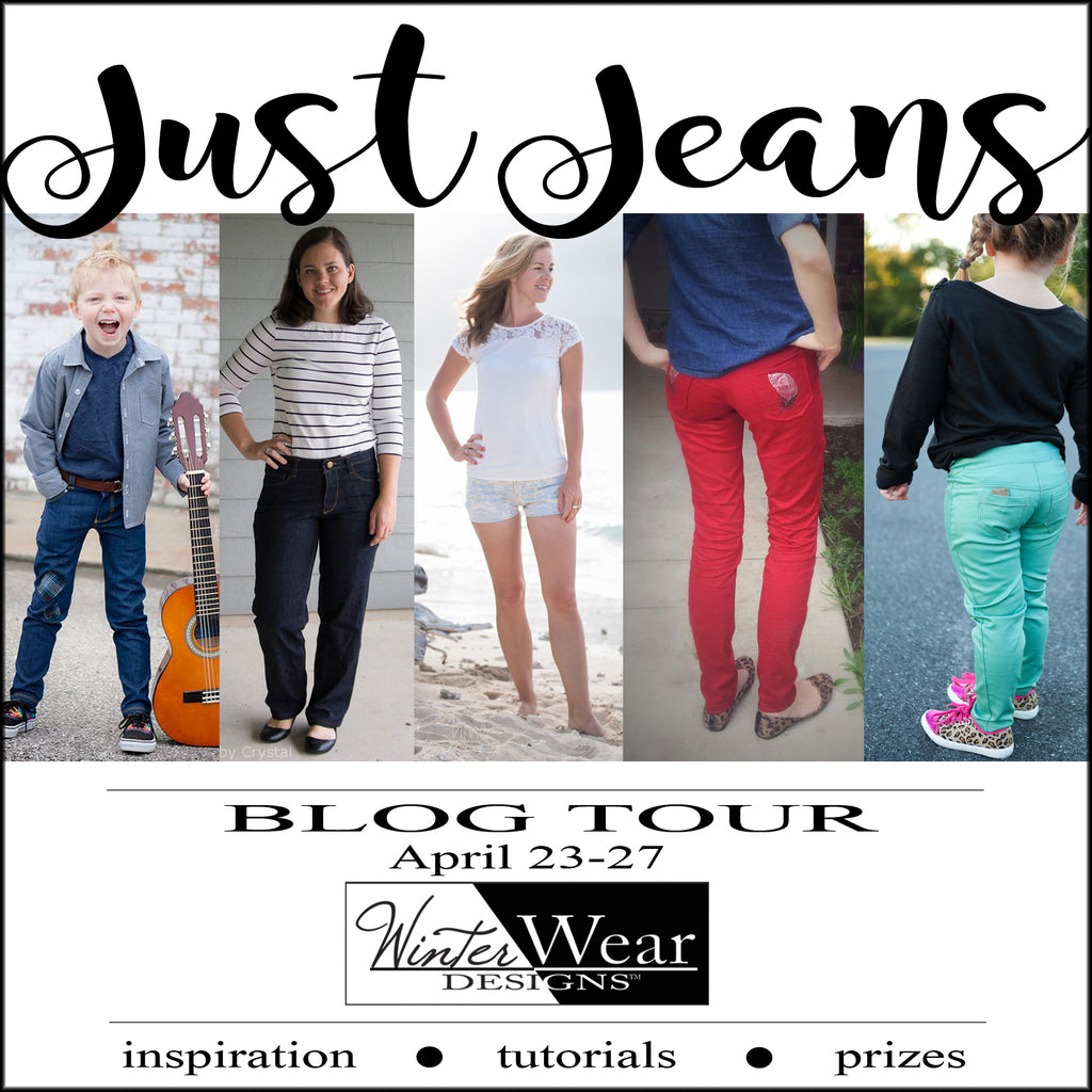 Just Jeans Blog Tour Day One