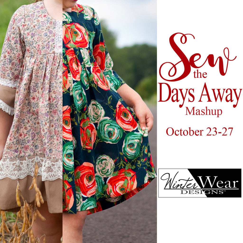 Sew the Days Away MASHUP!!!