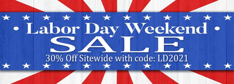 Labor Day Sale 2021 use code: LD2021