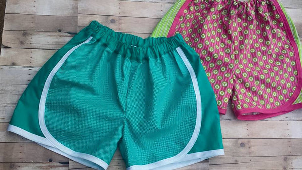 Racing Shorts for Girls size 18m-14