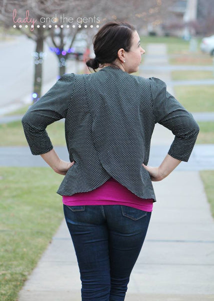 Champs Elysee Cross Back Blazer for Women size XS-XXL