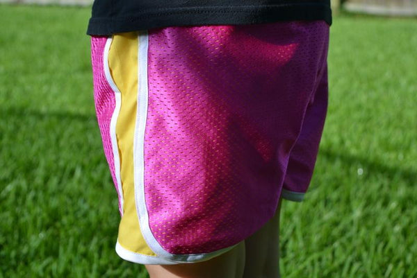 Racing Shorts for Girls size 1-14